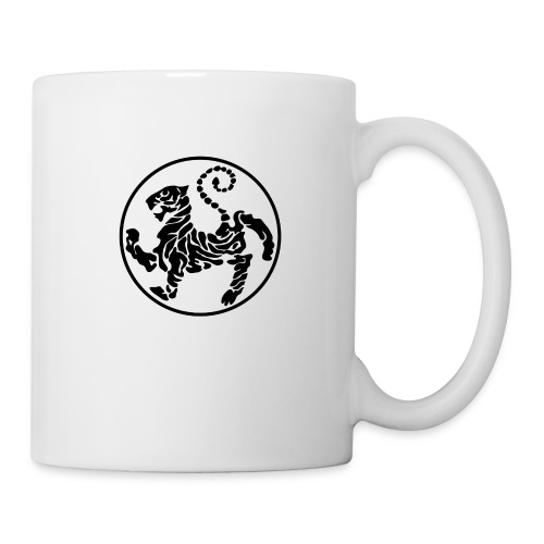 Shotokan-Tiger_black - Coffee/Tea Mug