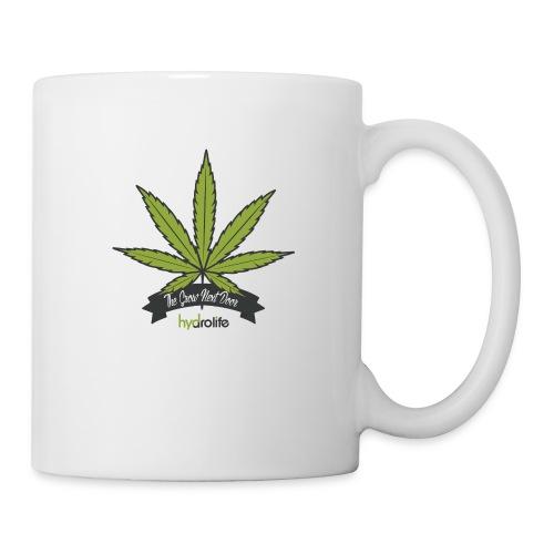 Hydrolife Men's The Grow Next Door - Coffee/Tea Mug