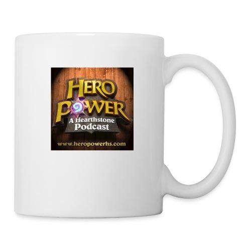 Hero Power iTunes Cover - Coffee/Tea Mug