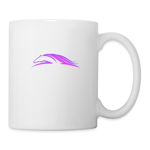 Budget Equestrian Logo - Coffee/Tea Mug