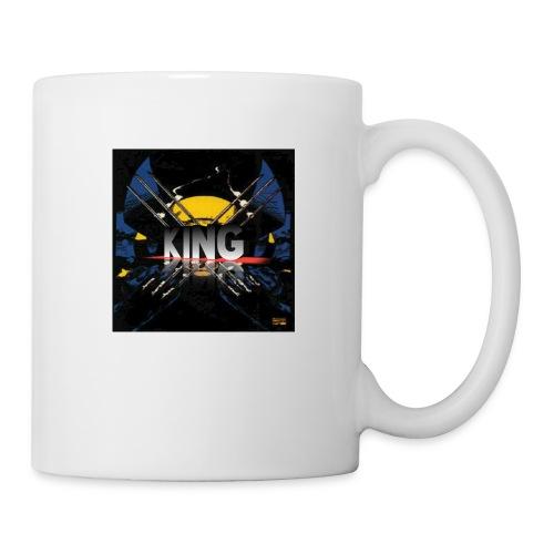 ones wolverine was a king!! - Coffee/Tea Mug