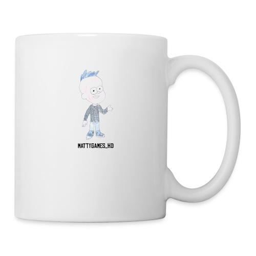 MattyGames pillow case - Coffee/Tea Mug