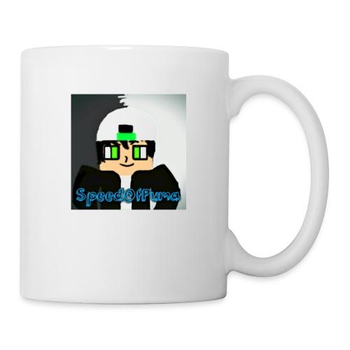 SpeedofPuma - Coffee/Tea Mug