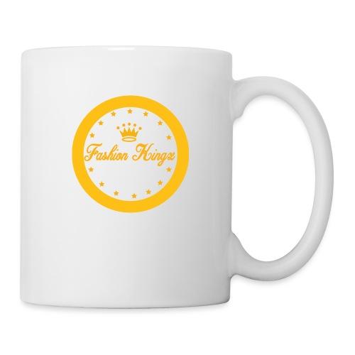 Fashion Kingz circle - Coffee/Tea Mug