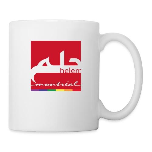 Helem Montreal Logo - Coffee/Tea Mug