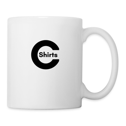 CShirts Original Logo - Coffee/Tea Mug