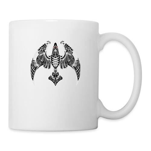 Hawk Totem - Coffee/Tea Mug