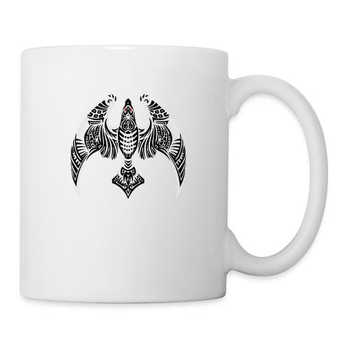 Hawk Totem - Coffee/Tea Mug
