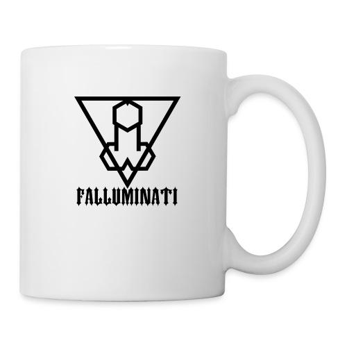 Falluminati on your phone by Umberto Lizard - Coffee/Tea Mug