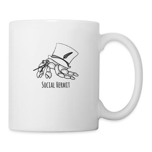 SocialHermit - Coffee/Tea Mug