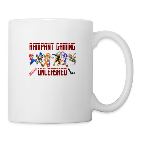 Rampant Gaming Unleashed - Coffee/Tea Mug