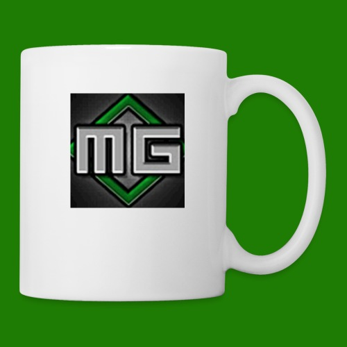 MrGreenGaming Logo Phone Cases - Coffee/Tea Mug