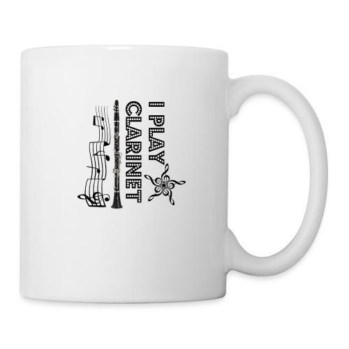 i play clarinet - Coffee/Tea Mug