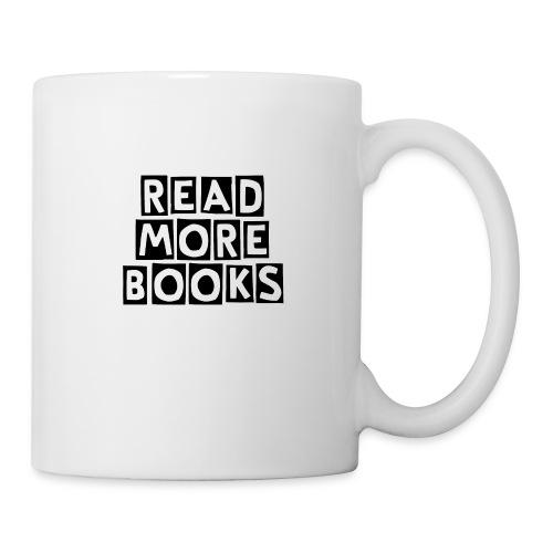 Read More Books - Coffee/Tea Mug