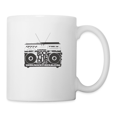 rockthedub.com logo - Coffee/Tea Mug