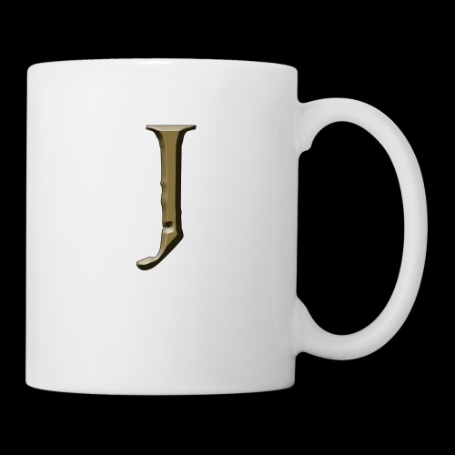 J - Coffee/Tea Mug