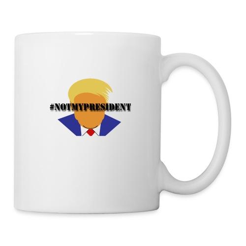 #NotMyPresident - Coffee/Tea Mug