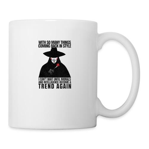 VENDETTA - Coffee/Tea Mug