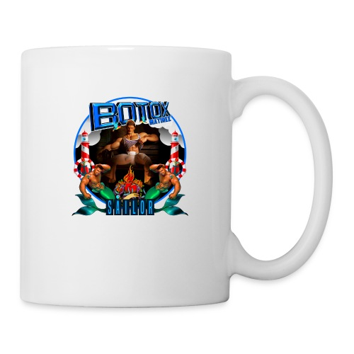 BOTOX MATINEE SAILOR T-SHIRT - Coffee/Tea Mug