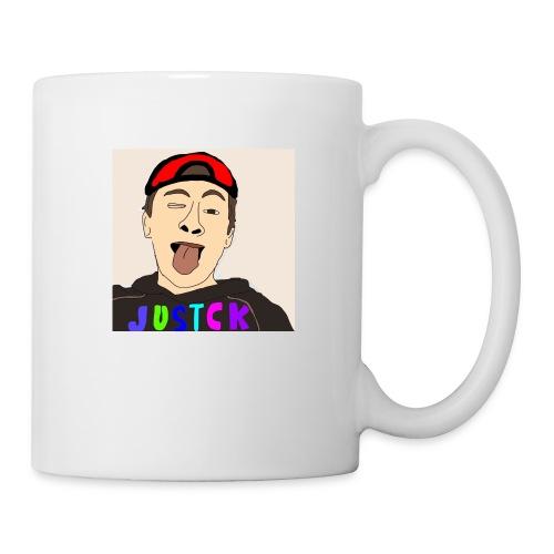 JustCk self drawn by Dazadingo - Coffee/Tea Mug