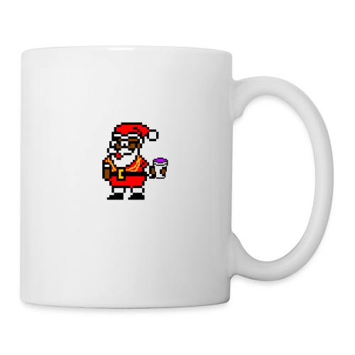 trap_santa - Coffee/Tea Mug