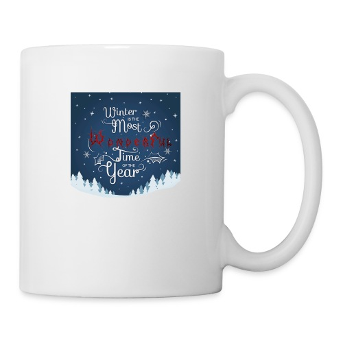 Winter Theme - Coffee/Tea Mug