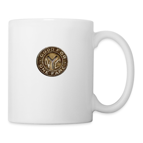 NYC Token - Coffee/Tea Mug