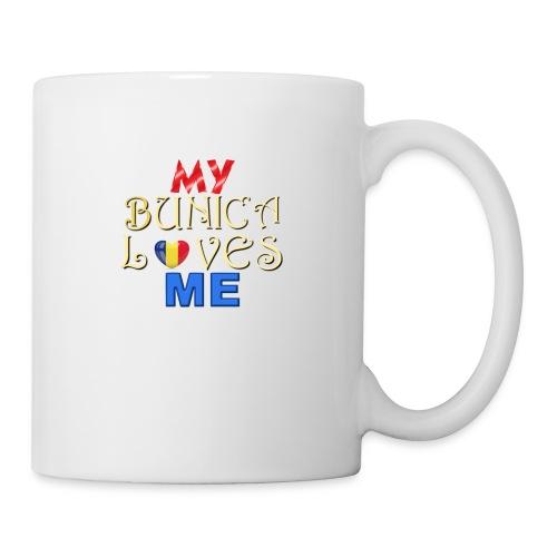 My Bunica Loves Me - Coffee/Tea Mug