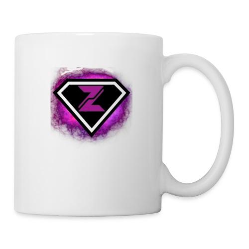 Zyanite Logo - YouTube - Coffee/Tea Mug