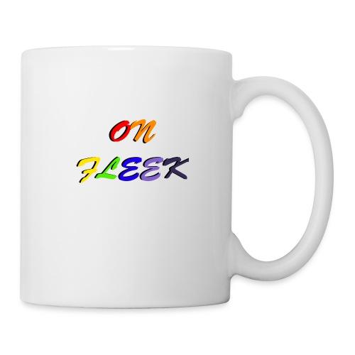 On Fleek -PACER- - Coffee/Tea Mug
