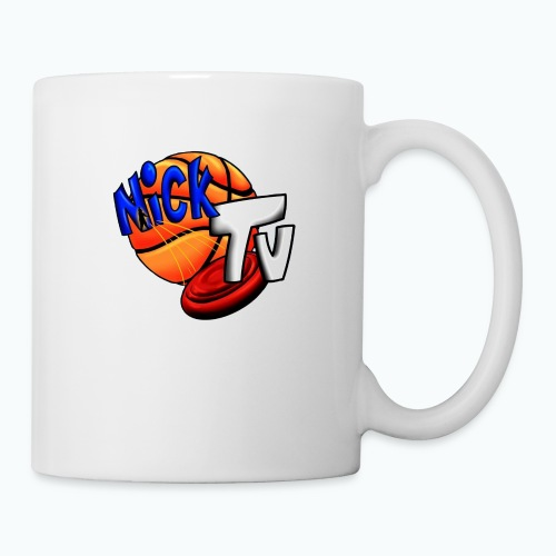 Nick TV Big and Tall - Coffee/Tea Mug