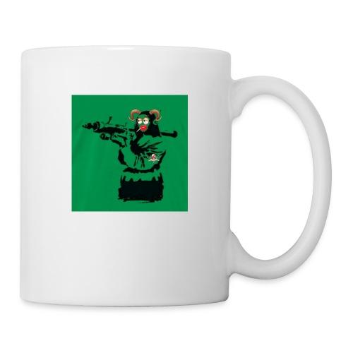 Baskey mona lisa - Coffee/Tea Mug