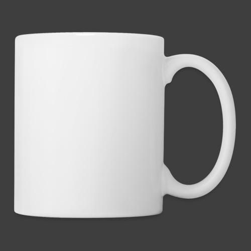 Vanity Ventures White Logo - Coffee/Tea Mug