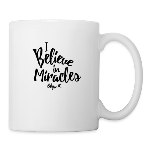 I Believe In Miracles Tee - Coffee/Tea Mug