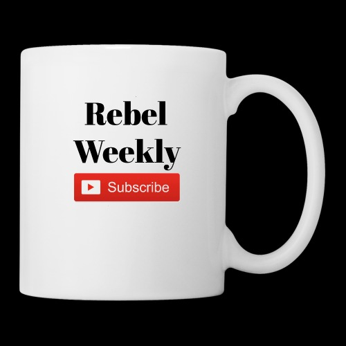 Rebel Weekly - Coffee/Tea Mug