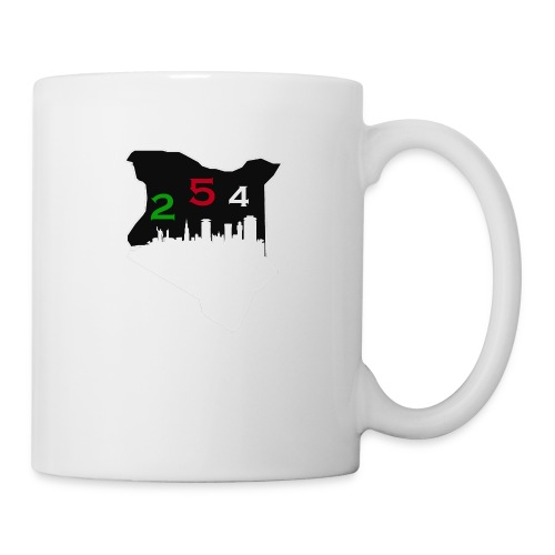 Mwenyeji Wa Kenya - Coffee/Tea Mug