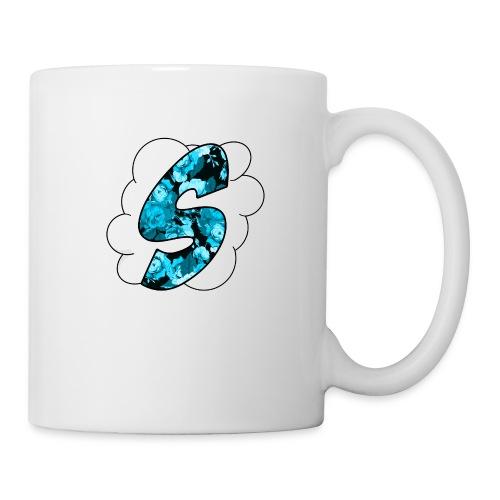 Skyz Blue Floral - Coffee/Tea Mug