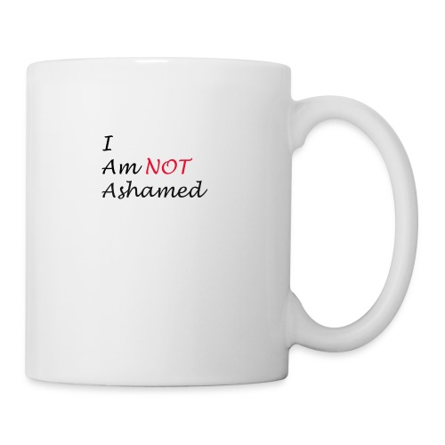 Not Ashamed - Coffee/Tea Mug