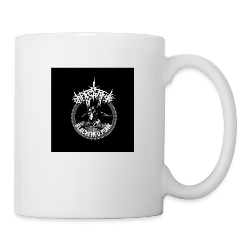 darkcharge button - Coffee/Tea Mug