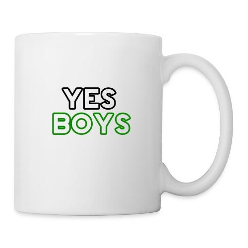 MERCHANDISE Yes Boys Campaign - Coffee/Tea Mug
