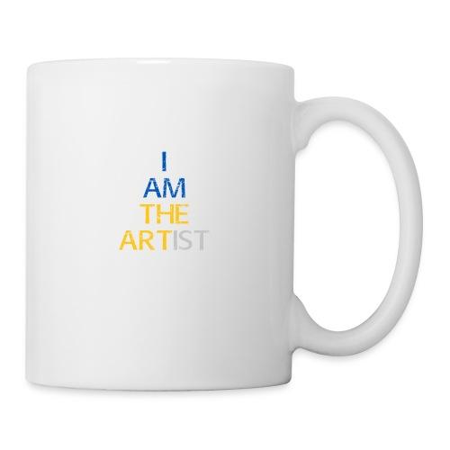 I Am The Artist -Text Only - Coffee/Tea Mug