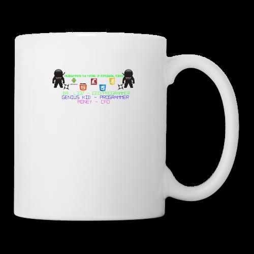 White Ninjas - Coffee/Tea Mug
