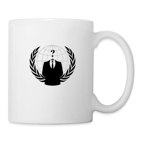 Anonymous Hacker - Coffee/Tea Mug