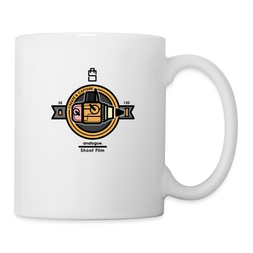 Medium Format 2 - Coffee/Tea Mug