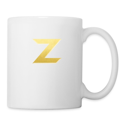 Zonary Alliance Gold logo Shirt - Coffee/Tea Mug