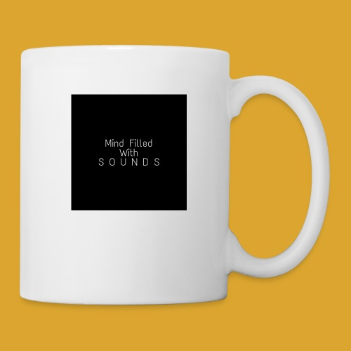 Mind Filled with Sounds - Coffee/Tea Mug