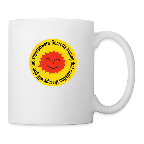 Radiation Superpowers - Coffee/Tea Mug