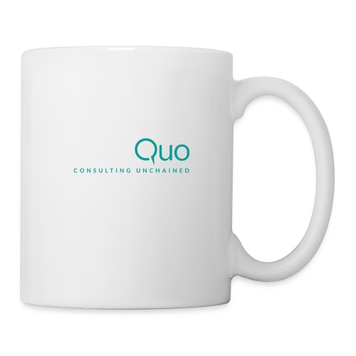 Consulting Unchained - EcoFriendly - Coffee/Tea Mug