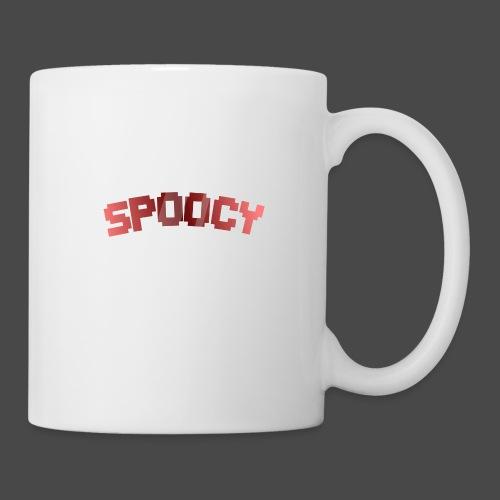 Sp00cy Logo - Coffee/Tea Mug