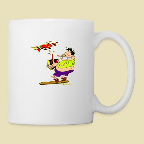 GrisDismation Ongher Droning Out Tshirt - Coffee/Tea Mug